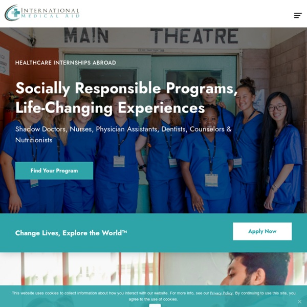 Overseas Hospital Volunteer