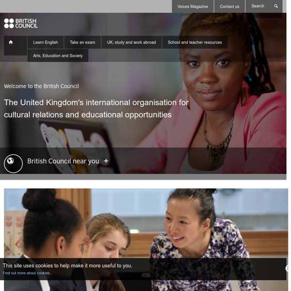 The UK's international culture and education organisation