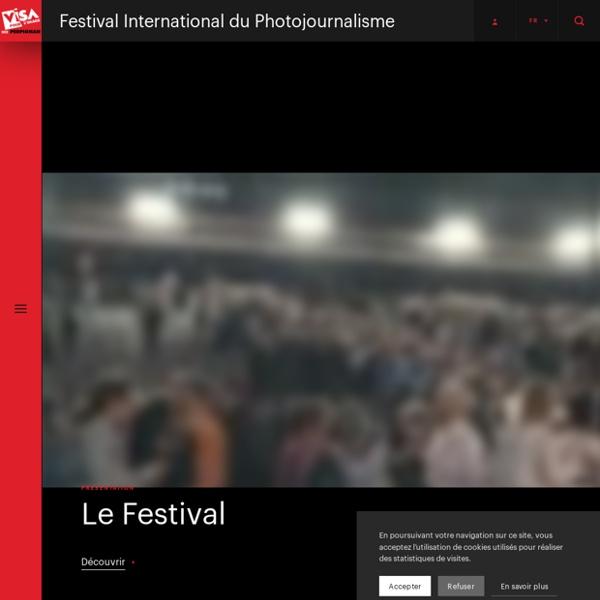 Festival International du Photojournalisme – Visa pour l'image