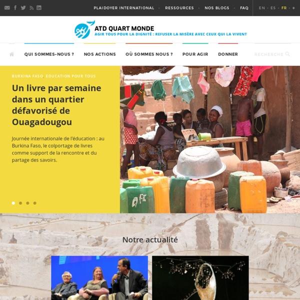 Mouvement International ATD Quart Monde