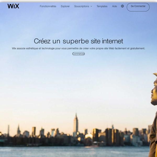 Création de site web gratuit