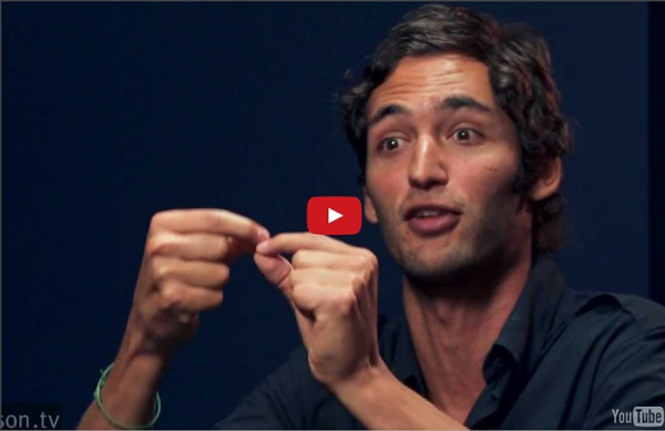 """How Drugs Helped Invent the Internet & The Singularity: Jason Silva on """"Turning Into Gods"""""""
