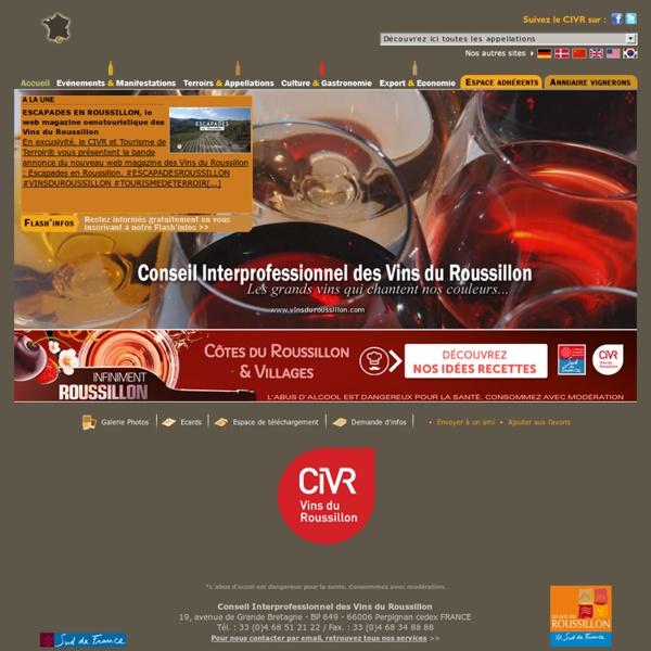 CIVR Roussillon