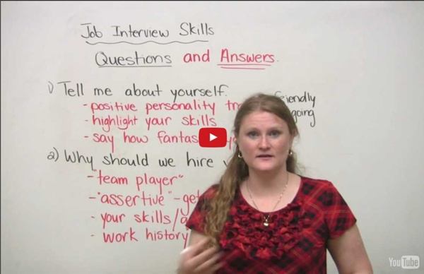Job Interview Skills - Questions and Answers