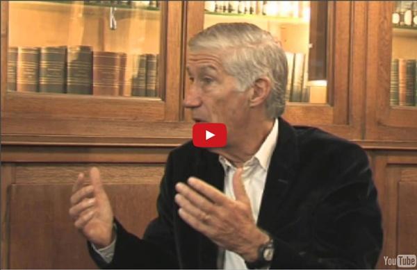 Interview spéciale avec Joël de Rosnay - Cité de la Réussite 2012