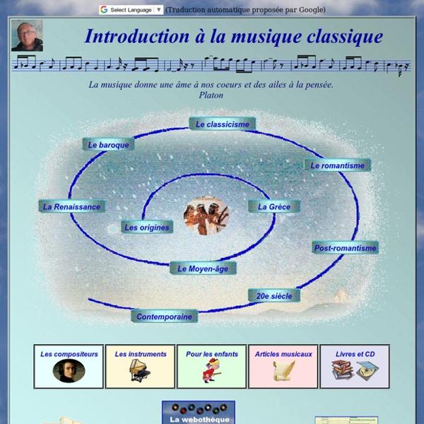 Introduction à la musique classique : compositeurs, instruments et histoire de la musique classique occidentale
