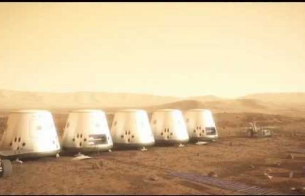 Mars One introduction film (updated version)