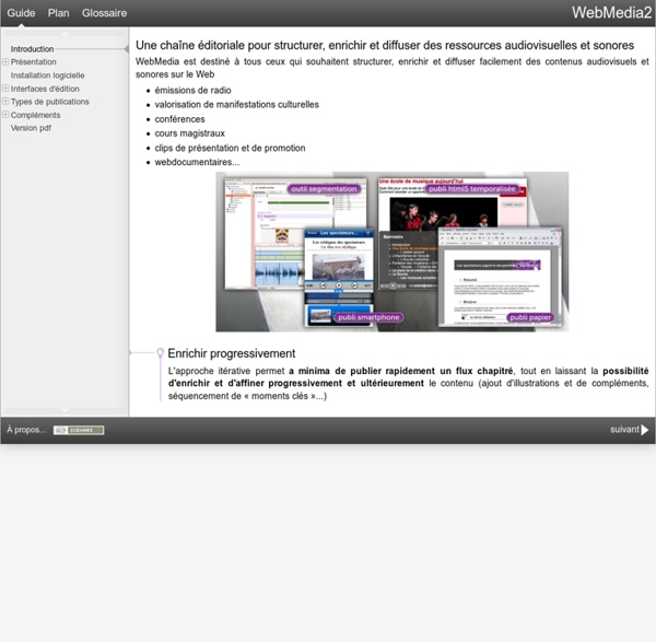 Introduction [WebMedia2 ]