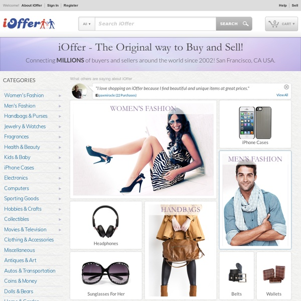 iOffer: A Place to Buy, Sell & Trade