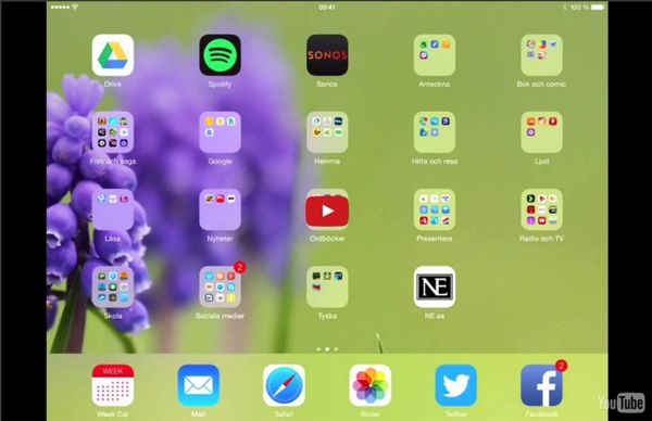 Din iPad - så använder du den bäst i skolan