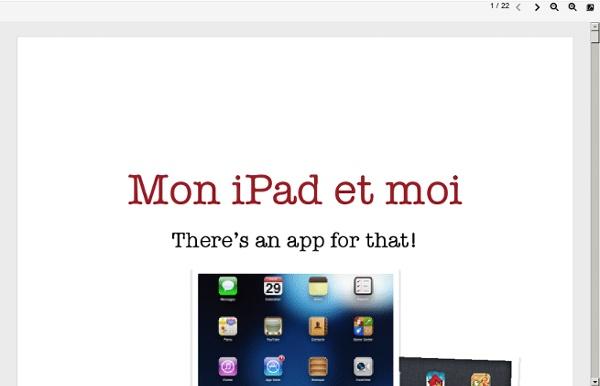 iPad grise: Débutant