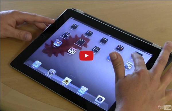 iPad - grunderna