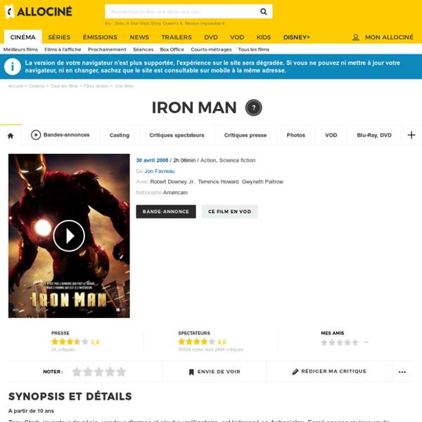 Iron Man - 2008