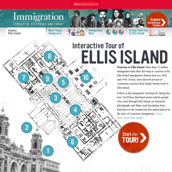 Ellis Island Interactive Tour With Facts, Pictures, Video