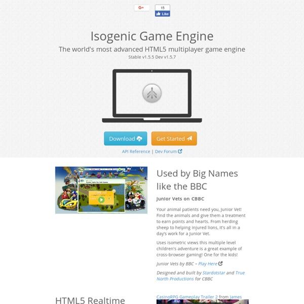Isogenic Game Engine