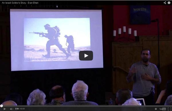 An Israeli Soldier's Story - Eran Efrati