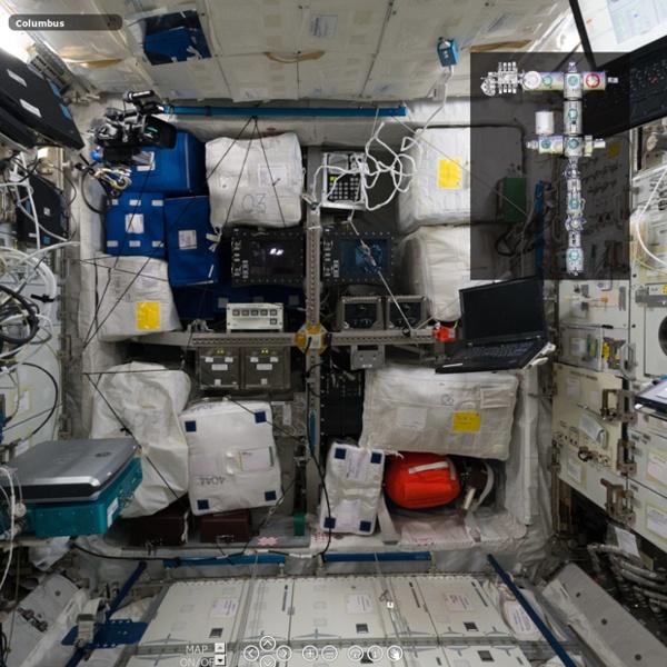 ISS Virtual Tour 1.0