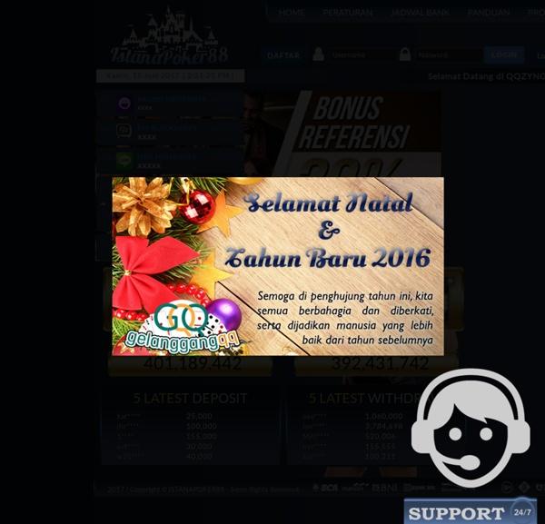 Istanapoker88 - Multigames Online Website