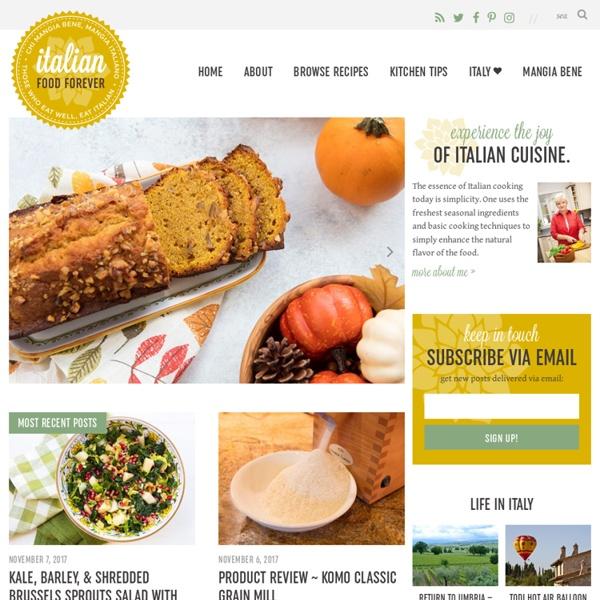 Italian Food Forever - Italian Recipes!