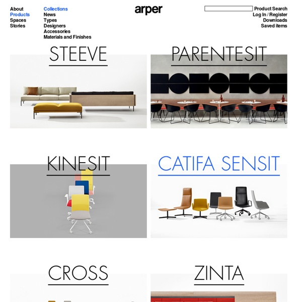 Italian furniture - Arper Italian furniture