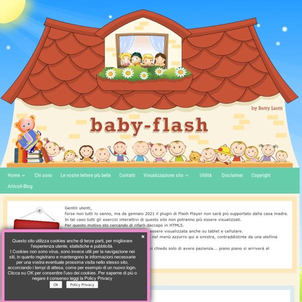 Italiano - Baby-flash