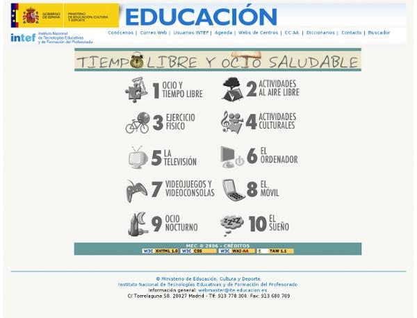 ITE. Cuadernos de Educación para la Salud