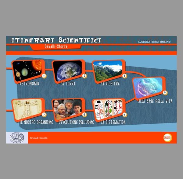 Itinerari scientifici
