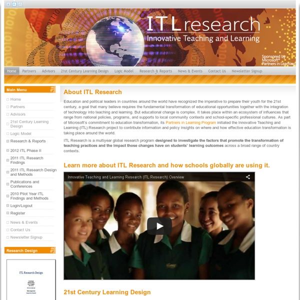 ITL Research