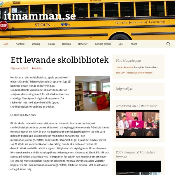 Itmamman.se