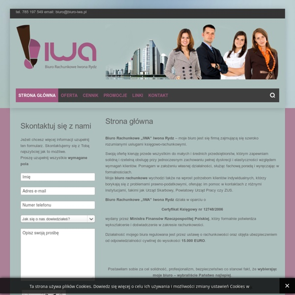 Iwa - Strona główna