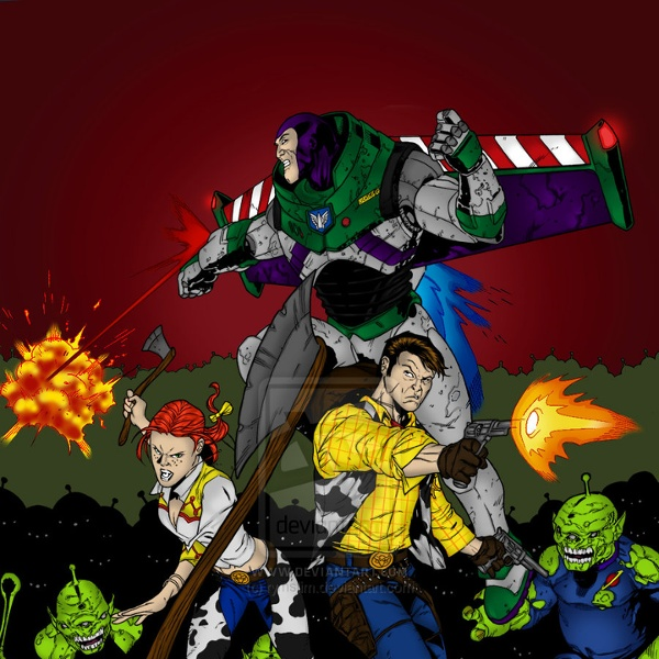 Real-toy-story-sean-izaakse-rymslim-buzz-lightyear-woody.jpg (JPEG Image, 900x1307 pixels) - Scaled (50%)
