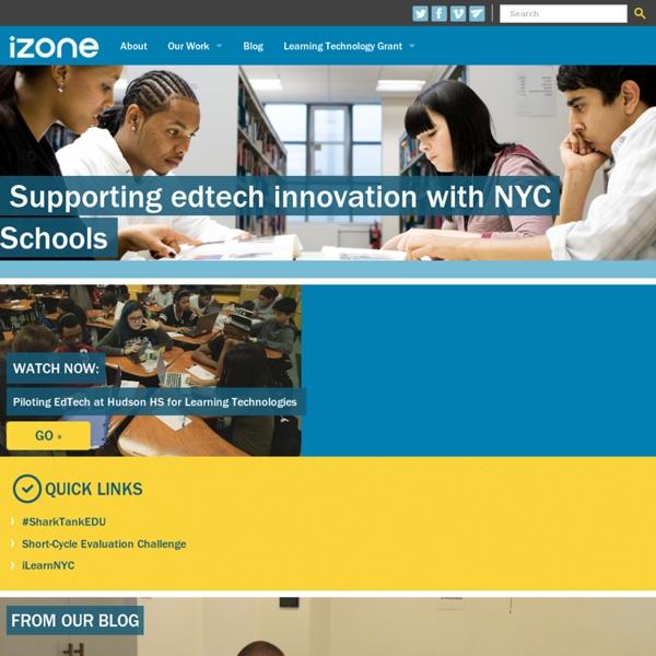 iZone NYC