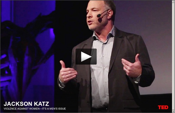 Jackson Katz: Violence against women—it's a men's issue