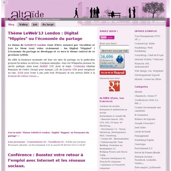 Jacques FROISSANT Altaïde