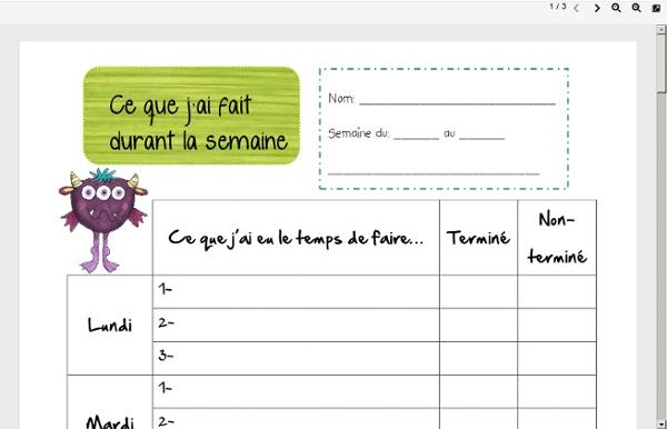 Microsoft Word - ce que jai eu le temps de faire durant la semaine.doc - ce que jai eu le temps de faire durant la semaine.pdf