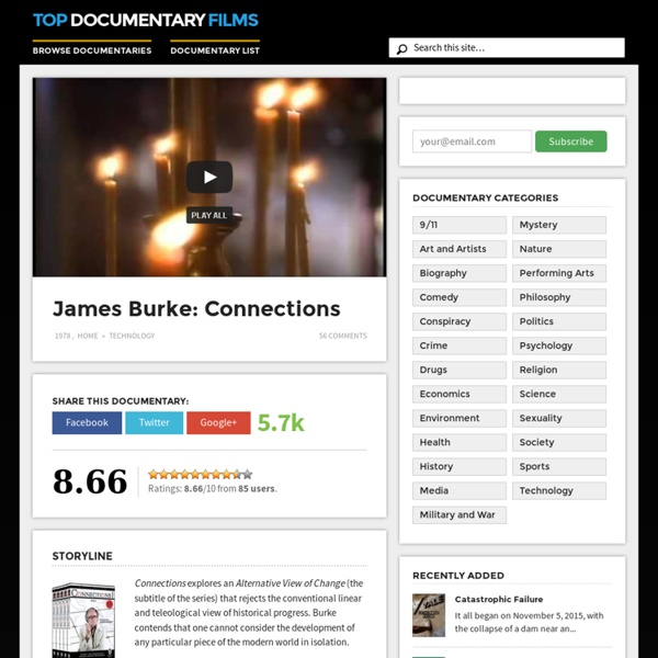 James Burke: Connections