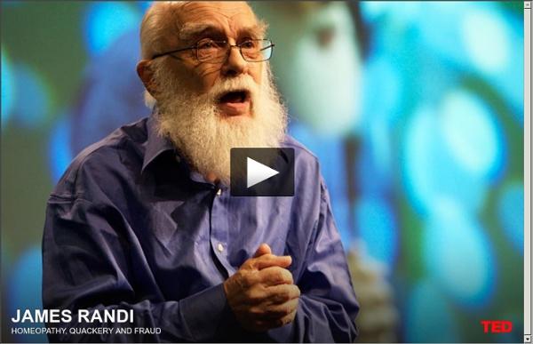 James Randi's fiery takedown of psychic fraud