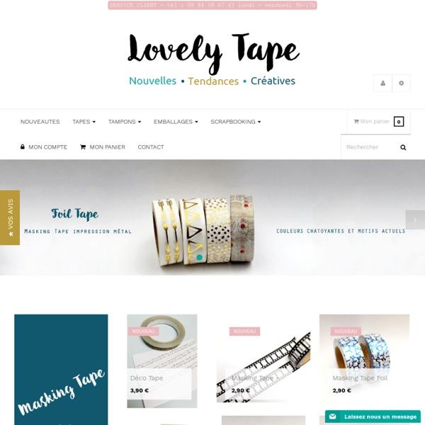 Lovely Tape Vente De Masking Tape Masking Tape