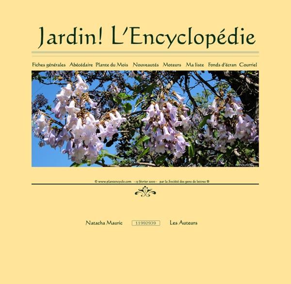 jardin l 39 encyclop die pearltrees ForJardin L Encyclopedie
