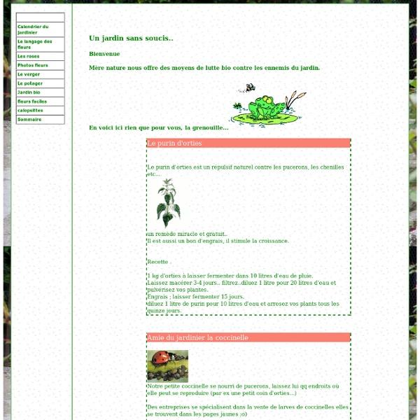 Jardinette, jardin bio, Jardin, jardinage, jardin bio, calopsitte, les roses, jardin facile, pelouse, fruitiers, jardinaute, le langage des fleurs,