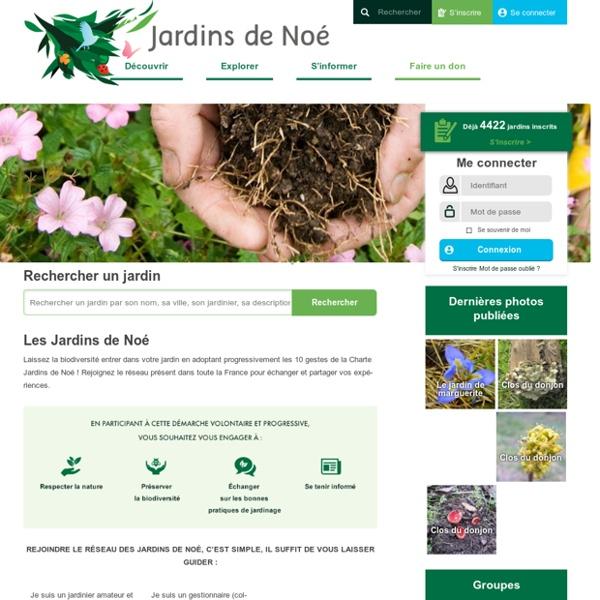 Les jardins de Noé
