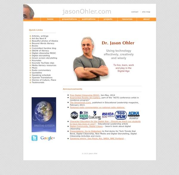 Jason ohler : Home