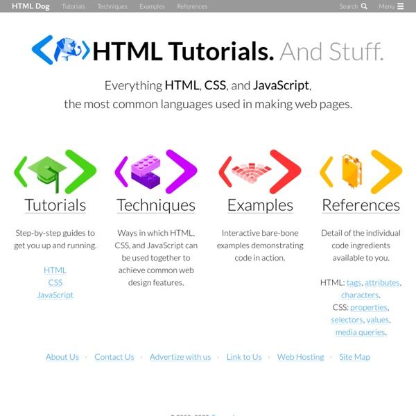 HTMLDog.com