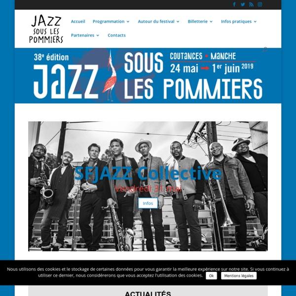Jazz sous les pommiers du 8 au 16 chez nos voisins bas-normands