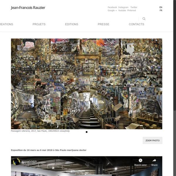 Hyperphotos Jean Francois Rauzier