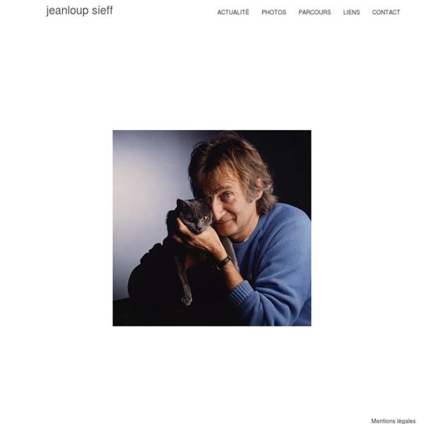 Jeanloup Sieff - Site officiel