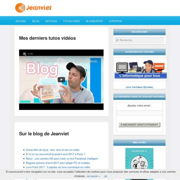 Tutos Vidéo - informatique pour tous : conseils, tutos, vidéos