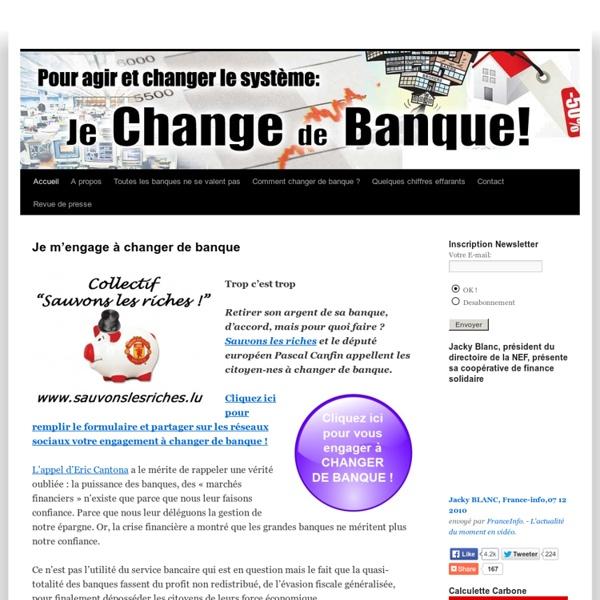 Jechangedebanque.org
