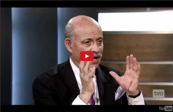 Jeremy Rifkin: A New Era of Capitalism