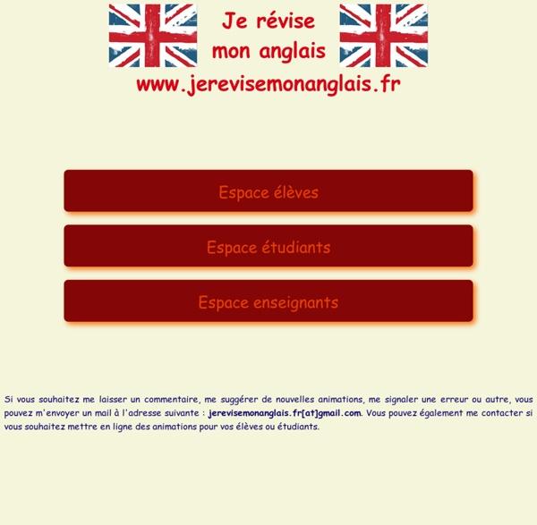 Www.jerevisemonanglais.fr